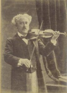 the violin instrument