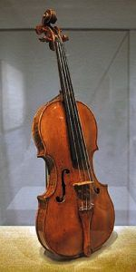 when was the violin invented