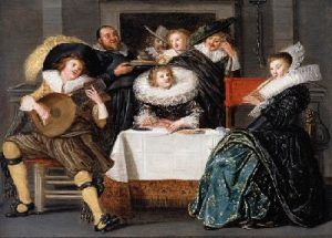 the was the most popular instrument in the renaissance home